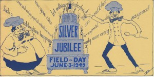 1949 Field Day Invitation
